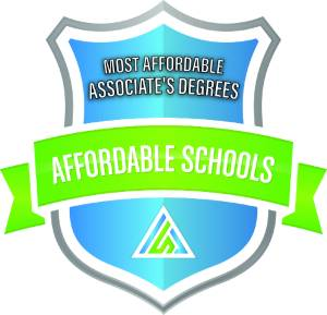 Affordable Schools Logo Western Ranked #1 most affordable school in Wyoming