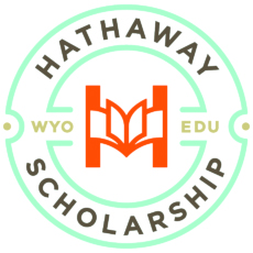 This is the Hathaway Scholarship Logo