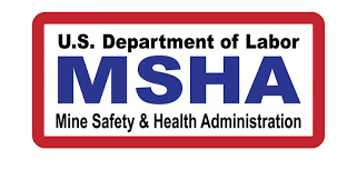 THis is a picture of the MSHA logo