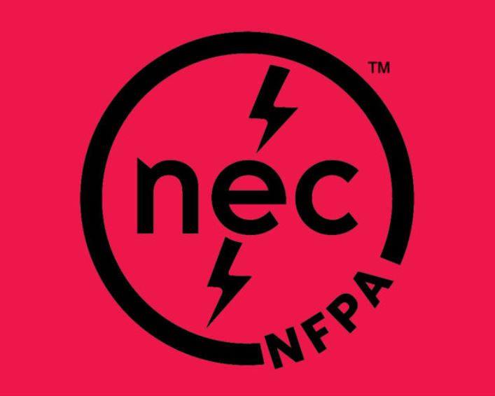this is the National electrical code logo