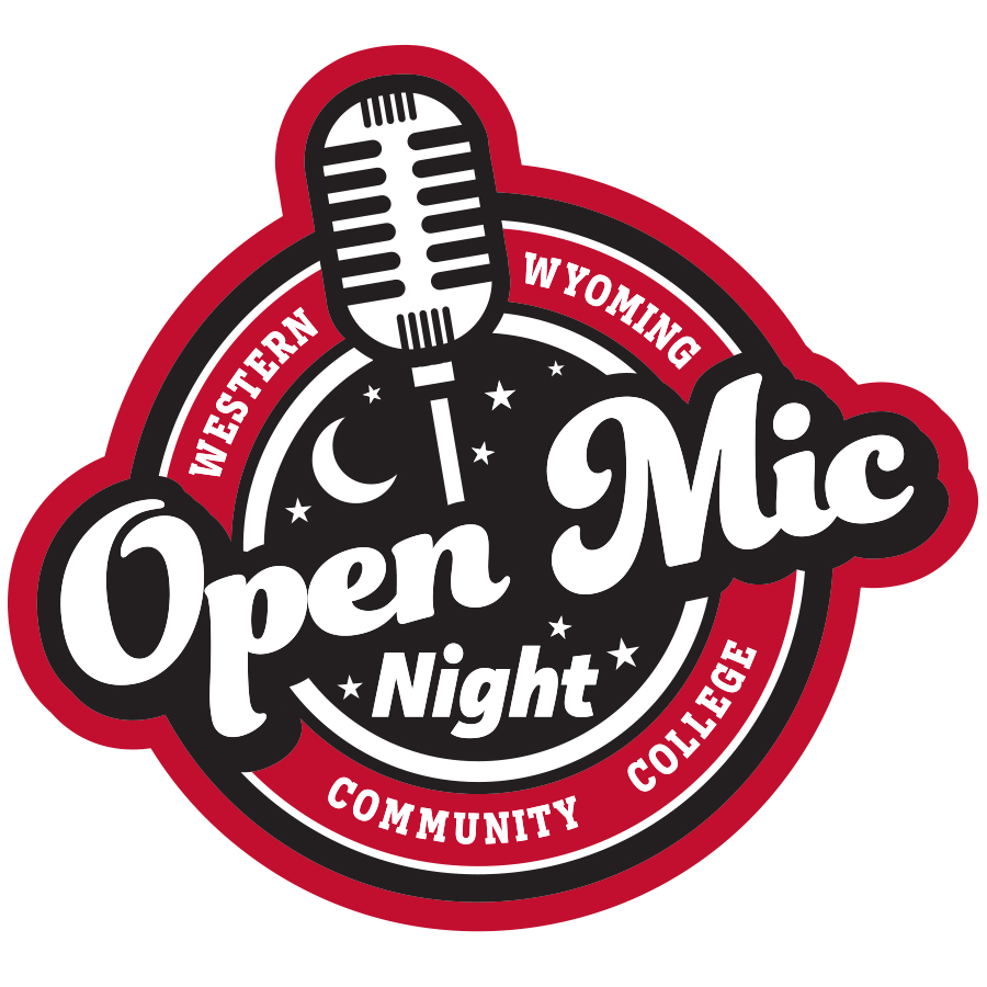 Image of Open Mic Badge